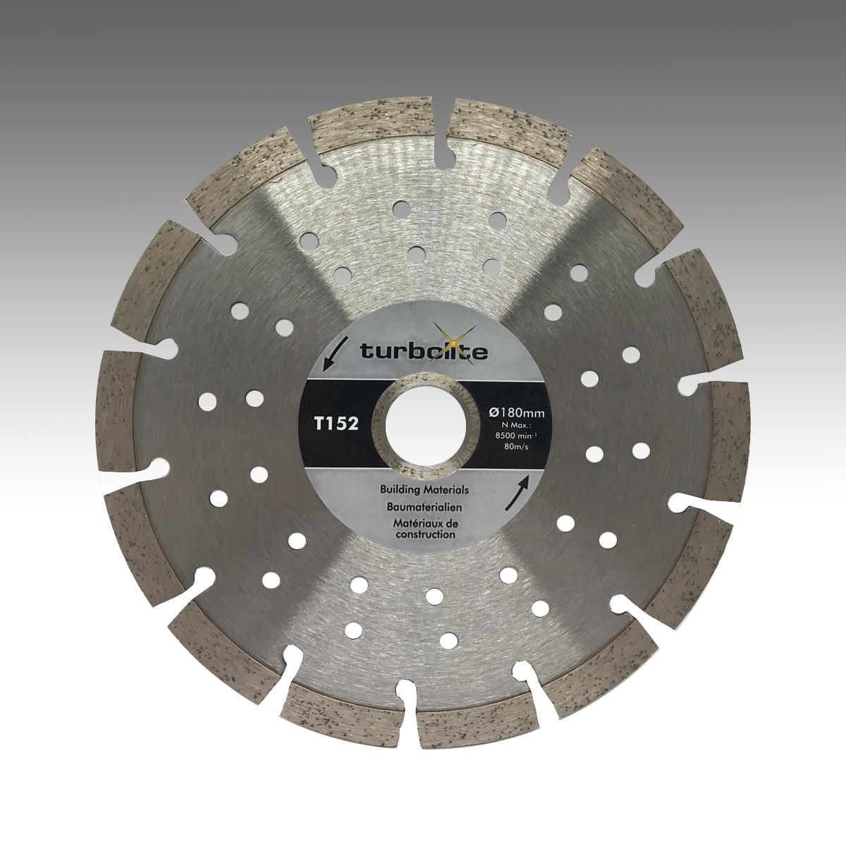Widiascheibe 230 x 22,2 Diamanttrennscheibe Klinker Granit Beton DS9T Bau UNI